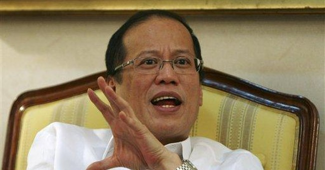 Philippines to China: Don't intrude into our water