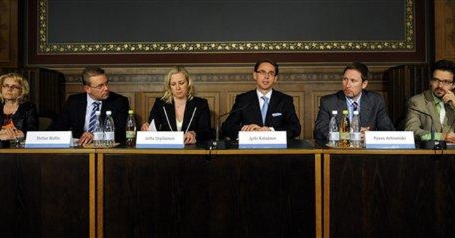 6-party government in Finland after lengthy talks