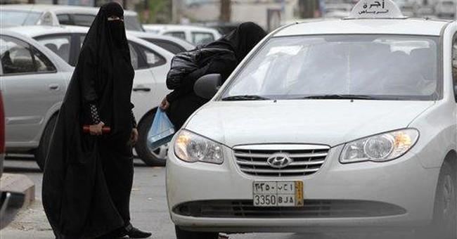 Activists ask Clinton to help Saudi women drivers