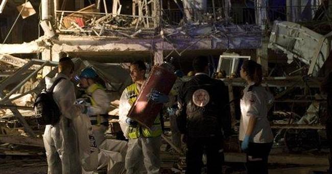 Gas leak behind blast that kills 4 in Israeli city