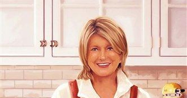 New comic book to tell Martha Stewart's life story