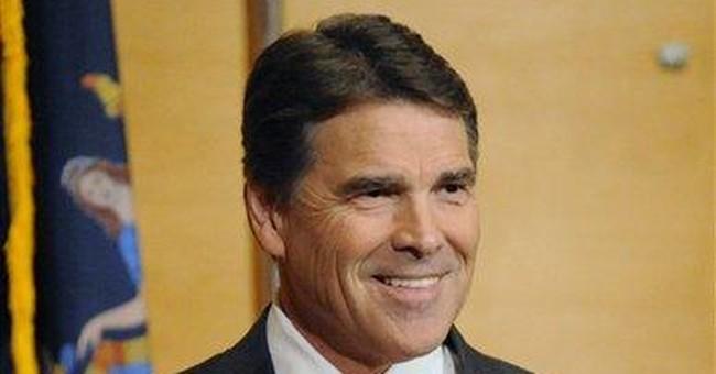 APNewsBreak: Perry aides fact-finding on Iowa