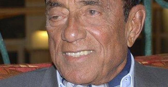 Spain freezes assets of detained Mubarak associate