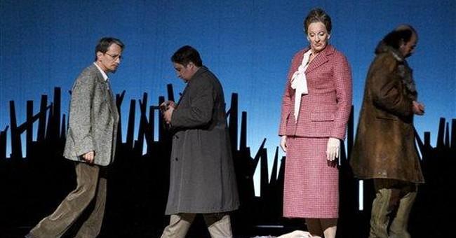 Janacek opera in Vienna depressingly enjoyable