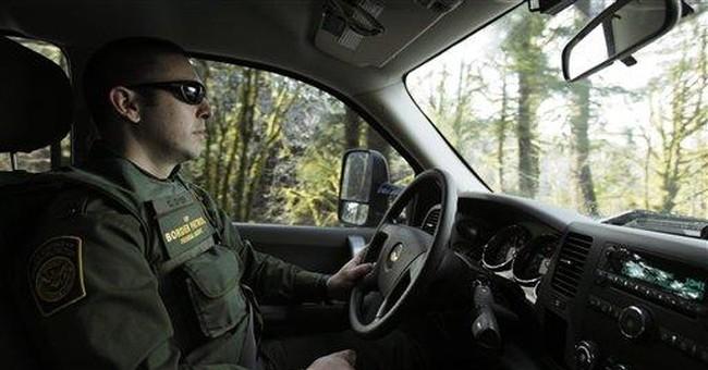'Twilight' town death sparks Border Patrol debate