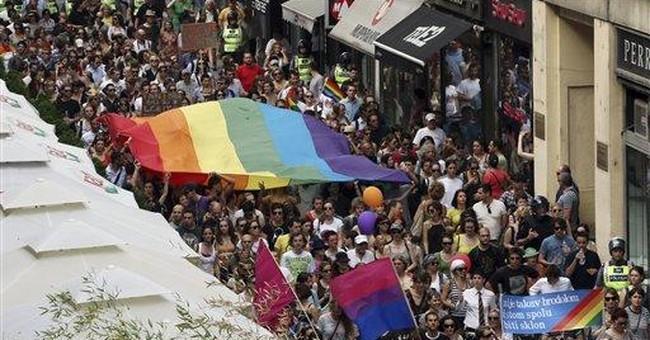 Police protect Gay Pride rallies across Balkans