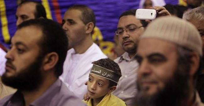 Youth from Egypt's Brotherhood form separate party