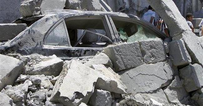 Libya says NATO airstrike killed 9 civilians