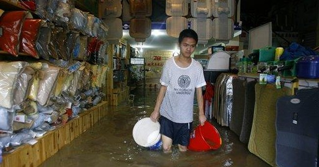More than 5 million affected by China flooding