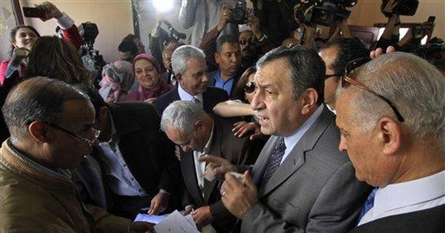 Calls grow in Egypt to delay elections
