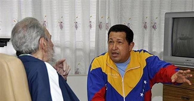 Doubts over Chavez's health spur talk of successor