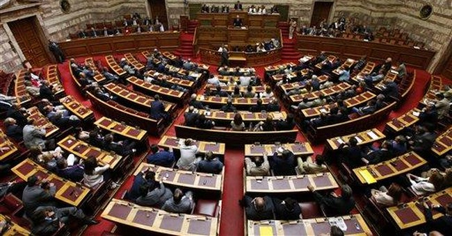 Greek PM: Talks on new bailout package under way