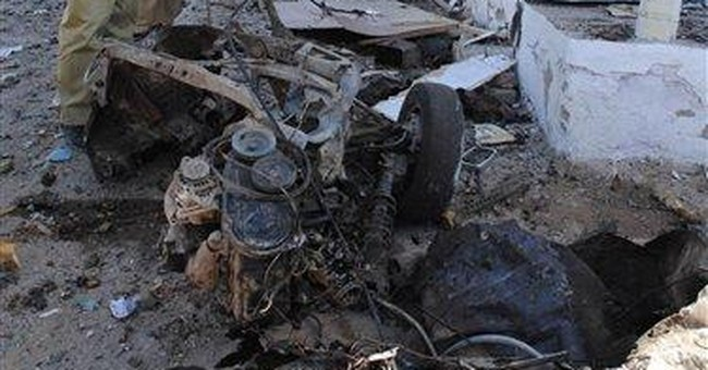 Rare US missile attacks kill 12 in NW Pakistan