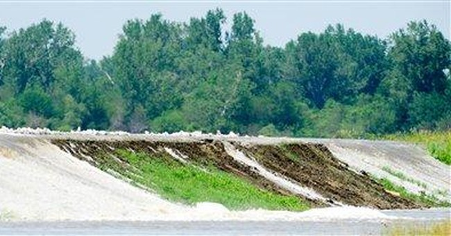 Sand shortage causes concern for flood fighters