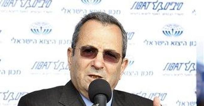 AP interview: Barak says Israel must negotiate