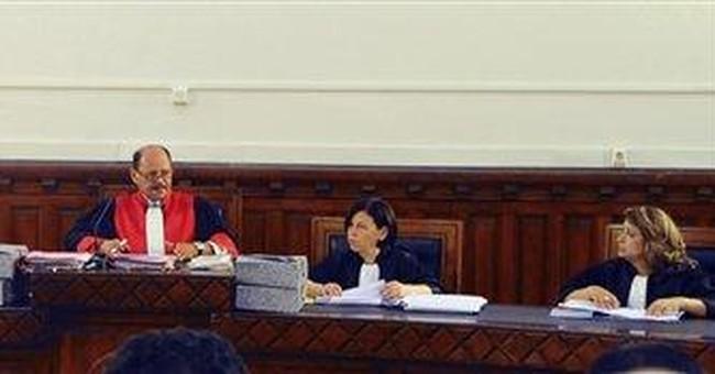 Tunisian ex-leader convicted in absentia