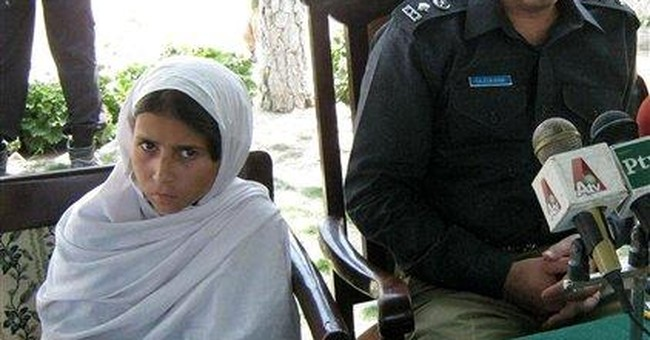 Police: Pakistani girl forced to wear suicide vest