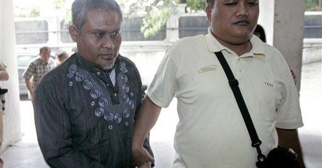 Another top terror suspect on trial in Indonesia
