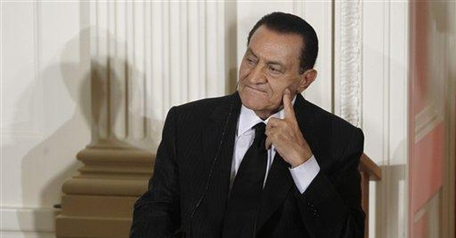 Lawyer says Egypt's Mubarak may have cancer