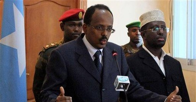 Anger in Somalia after prime minister resigns