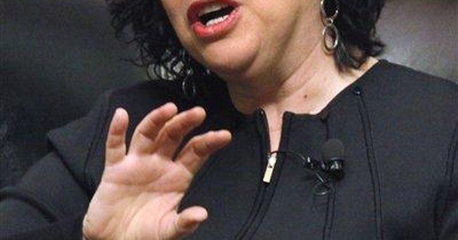 Sotomayor tells how she deals with diabetes