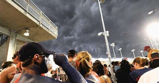 Weather service confirms powerful tornado in Neb.