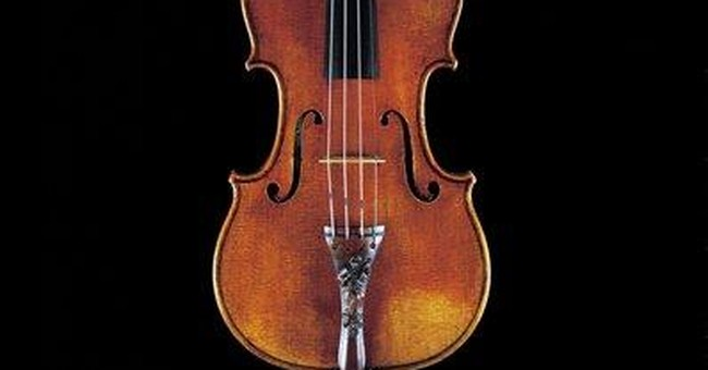 Stradivarius violin sold for $16M for Japan relief