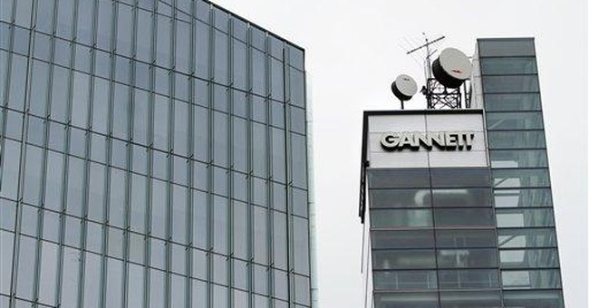 Gannett laying off 700 more workers amid ad slump