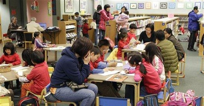 Budget cuts force libraries to re-examine roles