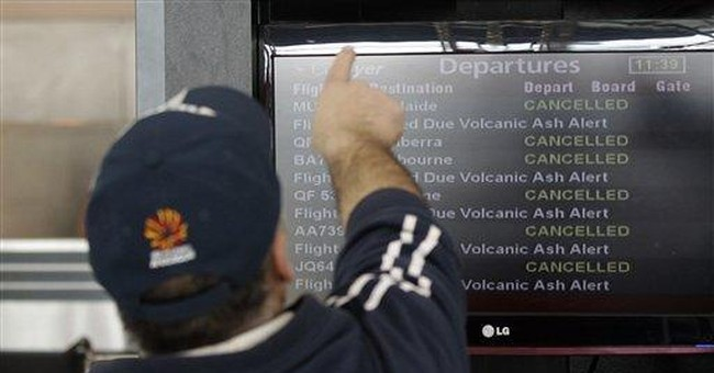 Some Australia flights resume, others nixed by ash