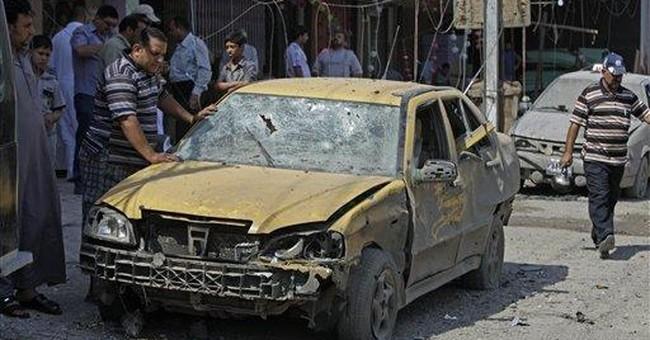22 killed in rare attack in Iraq's Shiite south