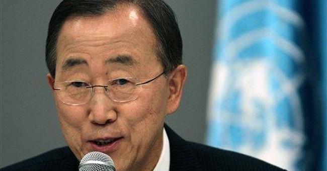 Ban Ki-moon gets second term as UN chief