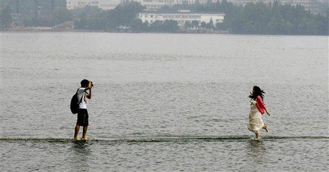 660 reservoirs at risk of overflowing in China