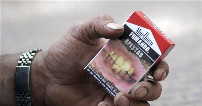 Cigarettes will carry grisly new warning labels