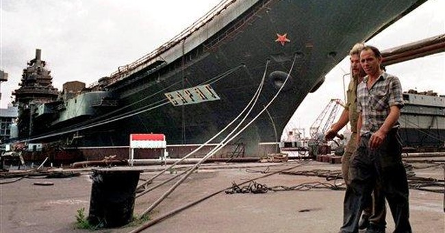 Report: China plans aircraft carrier test in July