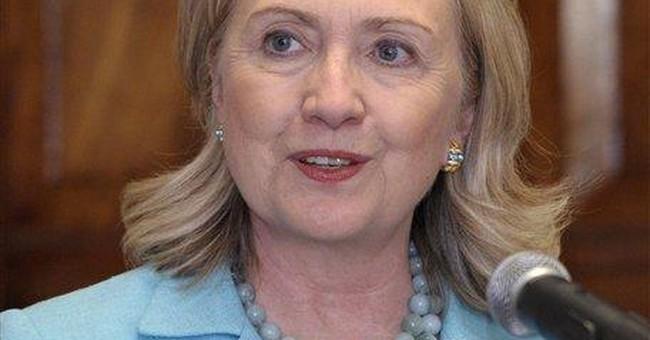 Clinton backs 'brave' Saudi women driver protest