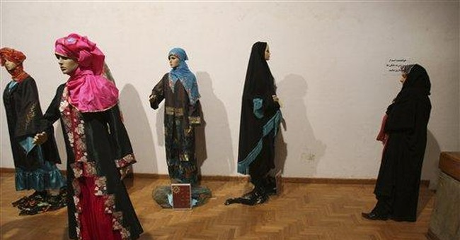 Iran's fashion crackdown moves beyond headscarves