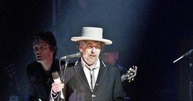 Legendary rocker Bob Dylan plays Tel Aviv