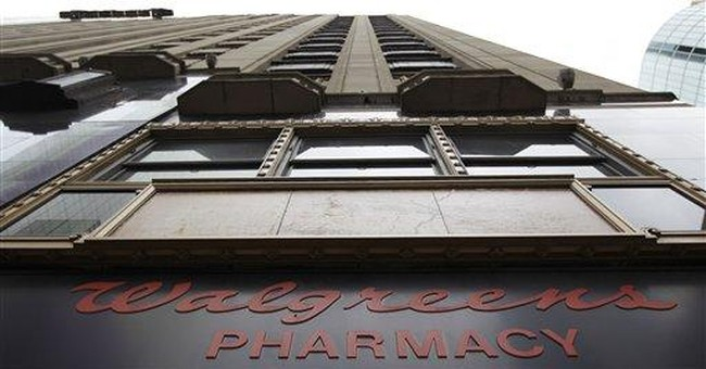Walgreen says it will split with Express Scripts