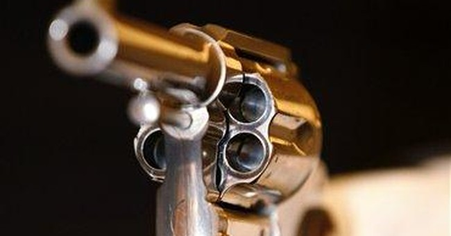 Al Capone's handgun sells for $110,000 at auction