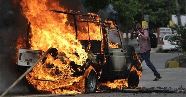 Police, protesters clash in northeast India, 2 die
