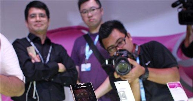 Sony Ericsson eyes Android market with new phones