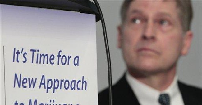 Activists: New Wash. pot push calibrated to voters