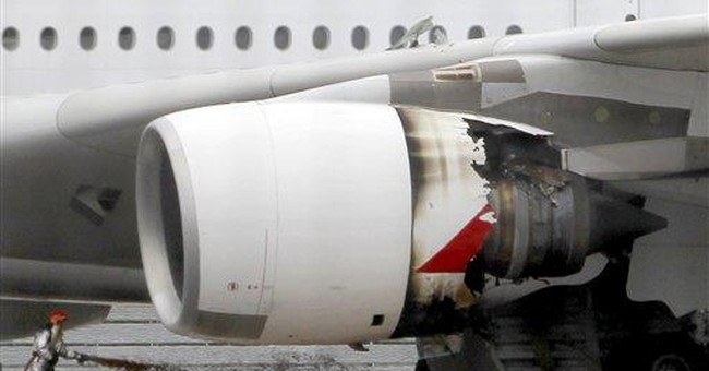 Rolls-Royce, Qantas settle over engine explosion