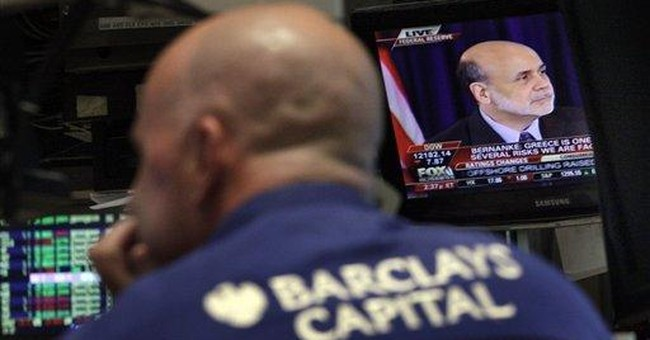 Global stocks hit by Fed's US economy warning