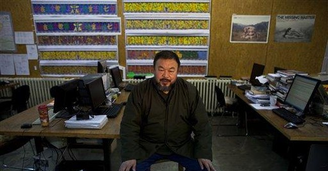 Artist Ai Weiwei released by China, says he's fine