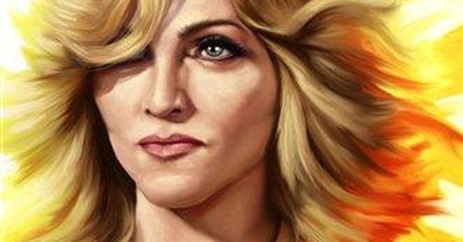 Madonna's life story to be subject of comic book