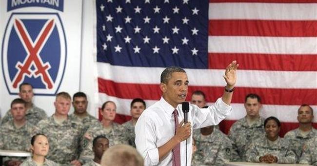 Obama: US has turned corner in Afghanistan