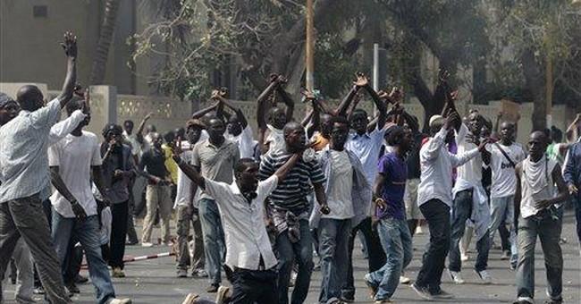 Senegal cancels new law amid violent protest