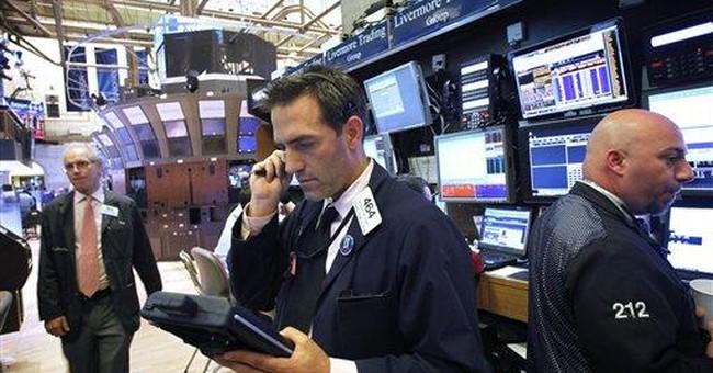 Stocks dip as job market worries continue